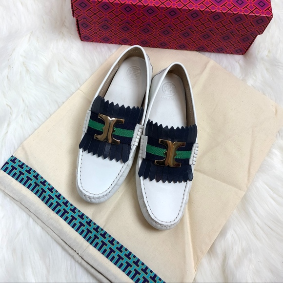 9d2f331a840a SALE NWT Tory Burch Gemini Link Driver Loafer